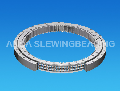 Double Row Ball Slewing Bearing (AD-07) Internal Gear
