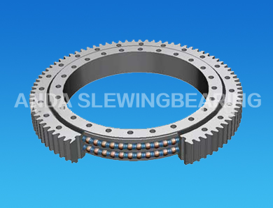 Double Row Ball Slewing Bearing (AD-07) External Gear