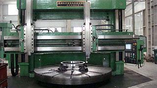 4M CNC vertical lathe