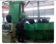 3.15 meters hobbing machine